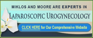 Laparoscopic Urogynecology