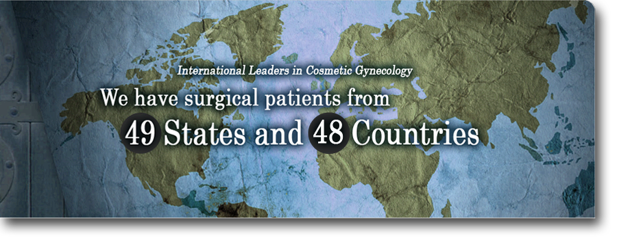 We have patients from 49 states and 48 countries